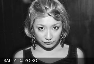 SALLY DJ YO-KO